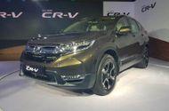 Ra mắt Honda CR-V thế hệ mới giá chỉ từ 884 triệu đồng