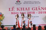 Cần biết - Công ty TNHH Điện tử Việt Nhật kết hợp với ĐH Đông Đô tạo môi trường thực tập chuyên nghiệp cho sinh viên tại công ty