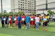 Cần biết - Đội bóng Trường Đại học Công nghiệp Thực phẩm TP.HCM vô địch giải bóng đá Giao lưu và kết nối