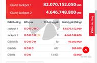 Kết quả xổ số Vietlott hôm nay 13/10/2018: Ai sẽ giải mã Jackpot hơn 79 tỷ đồng?