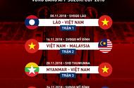 VOV chính thức đạt được thỏa thuận phát trực tiếp các trận đấu AFF Cup 2018