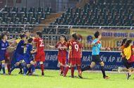 Vụ ẩu đả tại sân Thống Nhất: 4 cầu thủ nữ TP.HCM bị đình chỉ thi đấu