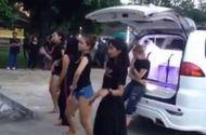 Tin tức - Choáng váng cảnh những cô gái trẻ nhảy nhót trong tang lễ của bạn