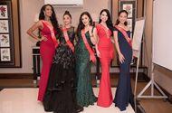 Huỳnh Vy nổi bật giữa dàn thí sinh Miss Tourism Queen Worldwide 2018