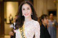 """""""Ngũ Phụng Tề Phi"""" của Phương Nga lọt Top 10 trang phục truyền thống Miss Grand"""