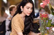 Huỳnh Vy mang vẻ đẹp của TP.HCM đến với bạn bè quốc tế