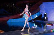 Tin tức giải trí - Huỳnh Vy giành giải phụ đầu tiên tại Miss Tourism Queen Worldwide 2018