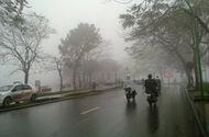 Tin tức - Gió mùa đông bắc gây mưa, nhiệt độ giảm đột ngột ở miền Bắc