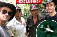 Tin thế giới - Nhóm tìm kiếm MH370 ở rừng rậm Campuchia bị thương, mất máu và kiệt sức