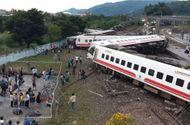 Tin tức - Vụ tàu hỏa trật đường ray ở Đài Loan: 8 người trong một gia đình thiệt mạng