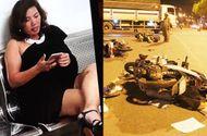 Tin tức - Vụ xe BMW gây tai nạn liên hoàn ở Hàng Xanh: Nạn nhân bức xúc trước thái độ của nữ tài xế