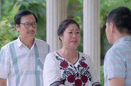 Tin tức - Gạo nếp gạo tẻ tập 73: Bà Mai khóc lóc xin Kiệt đừng ly hôn với Hân