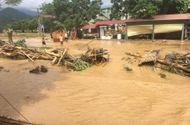 Tin tức - Lào Cai: Lũ dội về bất ngờ, thiệt hại 6,5 tỷ đồng