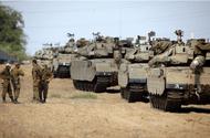 """Tin thế giới - Dải Gaza sắp """"bùng cháy"""": Israel đưa 60 xe tăng, xe bọc thép tới sát biên giới"""