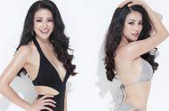 """Tin tức - Phương Khánh khoe """"eo con kiến"""", kêu gọi bình chọn tại Miss Earth 2018"""