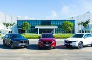 Ôtô - Xe máy - Thaco công bố giá bán xe Mazda màu sơn cao cấp mới