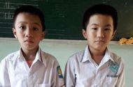Tin tức - Thanh Hóa: Hai học sinh nghèo trả lại 15 triệu đồng cho người đánh rơi