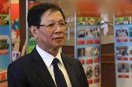 Tin tức - Ông Phan Văn Vĩnh bất ngờ bị ngất và ngã trong bệnh viện