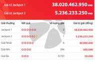 Tin tức - Kết quả xổ số Vietlott hôm nay 10/11/2018: Giải mã Jackpot hơn 38 tỷ đồng