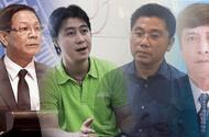 Tin tức - Những hình ảnh đầu tiên của cựu tướng Phan Văn Vĩnh và 91 đồng phạm hầu tòa