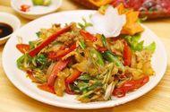 Tin tức - Món ngon mỗi ngày: Thịt bê xào sả, ớt cay cay cho bữa tối
