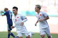 Quang Hải, Văn Toàn khát khao chiến thắng Malaysia vì người hâm mộ