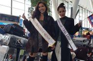Minh Tú hội ngộ hoa hậu Lào, phản hồi antifan ngay khi vừa đặt chân tới Ba Lan