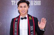 Tin tức - Siêu mẫu Mai Tuấn Anh được cấp phép dự thi Manhunt 2018