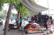 Tin tức - Hà Nội: Sau gần 10 năm tồn tại, chợ tạm Ngã Tư Sở chính thức bị xóa sổ