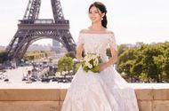 Tin tức - Á hậu Thanh Tú đẹp như công chúa trong bộ ảnh cưới giữa Paris hoa lệ