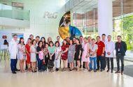 Cần biết - Ban lãnh đạo Saigon Co.op đến thăm và làm việc tại trung tâm Sáng Tạo và Phát Triển của tập đoàn P&G tại Singapore
