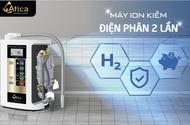 """Cần biết - 4 điểm """"độc nhất vô nhị"""" của máy tạo nước ion kiềm giàu hydro Atica"""