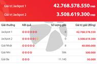 Tin tức - Kết quả xổ số Vietlott hôm nay 4/12/2018: Hé lộ bộ số trúng Jackpot hơn 42 tỷ đồng