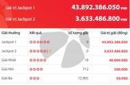 Tin tức - Kết quả xổ số Vietlott hôm nay 8/12/2018: Jackpot hơn 43 tỷ đồng sẽ đi về đâu?