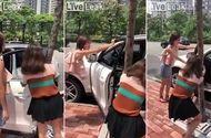 Tin tức - Video: Phì cười chứng kiến 2 cô gái loay hoay đóng cửa ô tô