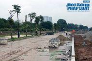 Tin tức - Dự án BT của Khai Sơn: Tuyến đường nghìn tỷ vẫn ngổn ngang sau 5 năm