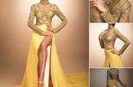 Người hâm mộ thất vọng về đầm Evening Gown của H'hen Niê