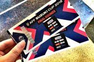 """Gần ngày diễn ra trận chung kết AFF Cup 2018, giá vé trên """"chợ đen"""" càng tăng chóng mặt"""