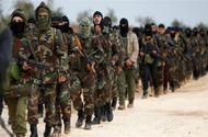 Tin thế giới - Gần 400 kẻ khủng bố ồ ạt tiến về phía Tây Bắc Syria, đối đầu lực lượng Hổ Syria