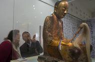 Tin thế giới - Hà Lan từ chối trả tượng Phật chứa xác ướp cho dân làng Trung Quốc
