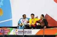 """Thể thao - Bước ngoặt bất ngờ đưa chàng trai đa tài Thành Trung thành ông vua """"bơi ếch"""" ở Asian Para Games"""