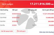 Kết quả xổ số Vietlott hôm nay 19/12/2018: Đi tìm chủ nhân giải Jackpot hơn 17 tỷ đồng