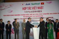 Sức khoẻ - Làm đẹp - Sắp có sản phẩm dinh dưỡng trẻ em số 1 Nhật Bản cho trẻ Việt