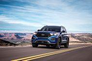 """Trải nghiệm """"quái vật"""" Ford Explorer ST 2020 công suốt mạnh nhất từ trước tới nay"""