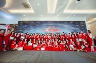 Cần biết - Đại tiệc Phượng Hoàng Lửa của  Bio Cosmetics lộng lẫy với concept đỏ