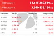 """Kết quả xổ số Vietlott hôm nay 24/1/2019: Đi tìm """"chìa khóa"""" mở Jackpot hơn 34 tỷ đồng"""