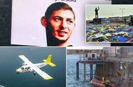 Tin tức - Đã tìm thấy máy bay chở ngôi sao bóng đá Emiliano Sala