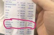 Thị trường - Vụ khách du lịch bị chặt chém đĩa rau mồng tơi 250.000 đồng: Phạt nhà hàng 750.000 đồng