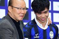 Tin tức - Lời dặn dò tâm huyết của thầy Park dành cho Công Phượng trong lễ ra mắt Incheon United