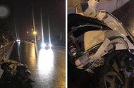 Tin tức - Truy tìm ô tô gây tai nạn nghiêm trọng ở đường vành đai 2 khiến hai người chết